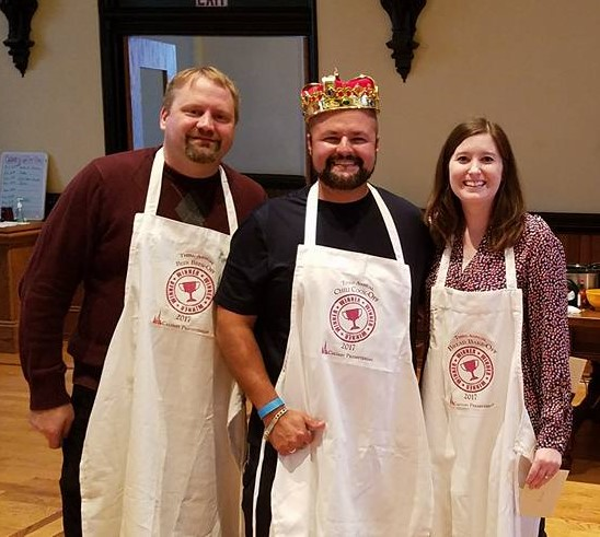 Third Annual Chili Cook Off, Bread Bake Off, and Beer Brew Off