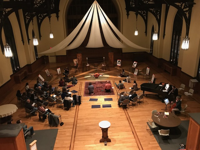 Taize Collaboration with Marquette